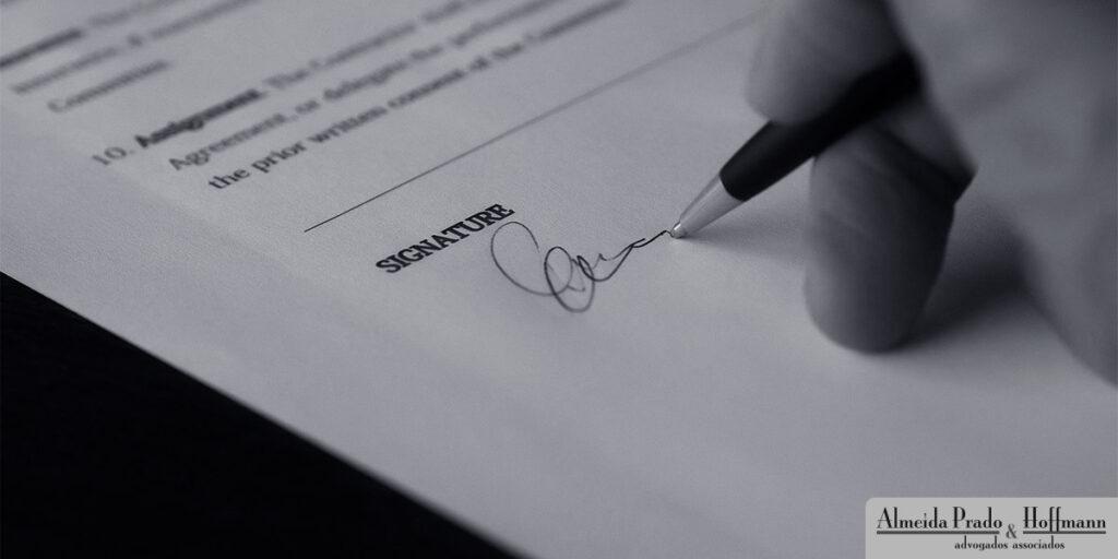 contratos empresariais